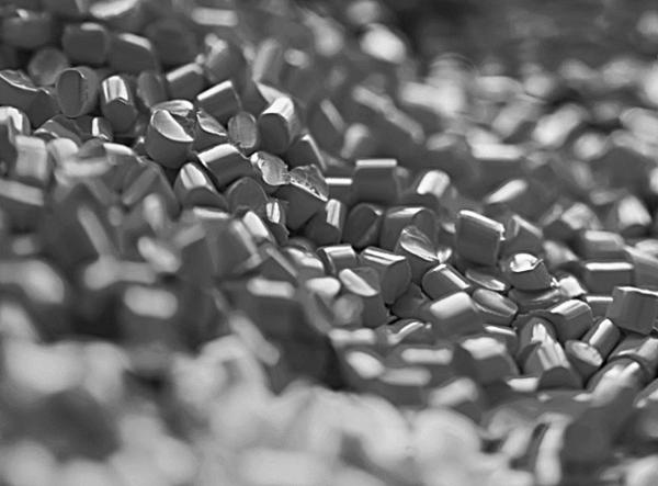 Graphene / PVC in-situ composite powder