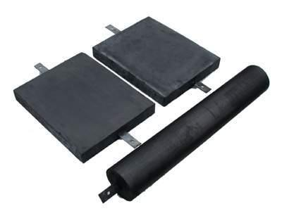 High purified graphite pipe 3